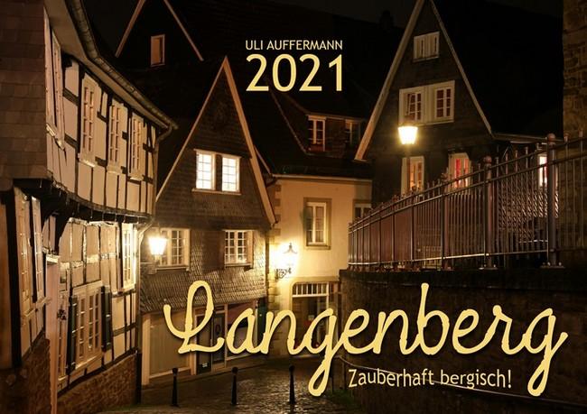 "Jahreskalender 2021 ""Langenberg – Zauberhaft bergisch!"""