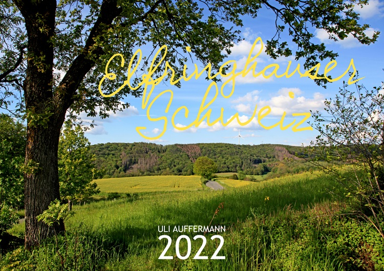 "Kalender 2022 ""Elfringhauser Schweiz"""