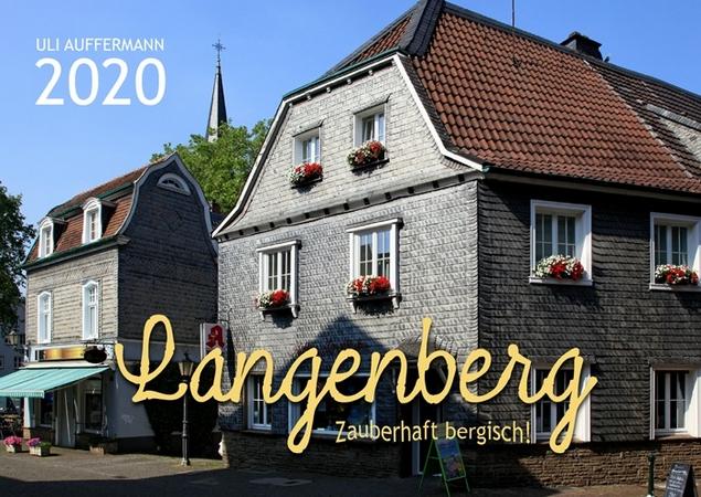 """Kalender 2020 """"Langenberg – zauberhaft bergisch!"""""""